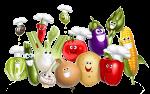 Кроссворд для детей про овощи