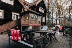 Уютный дом в Швеции