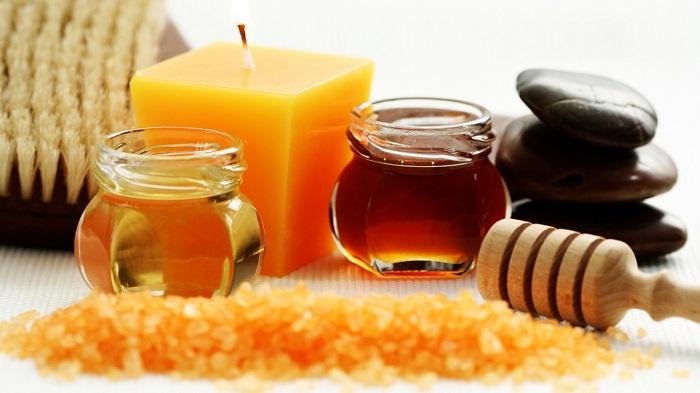 Применение меда для борьбы с целлюлитом и похудения