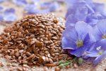 Рецепты масок из семян льна от морщин на лице