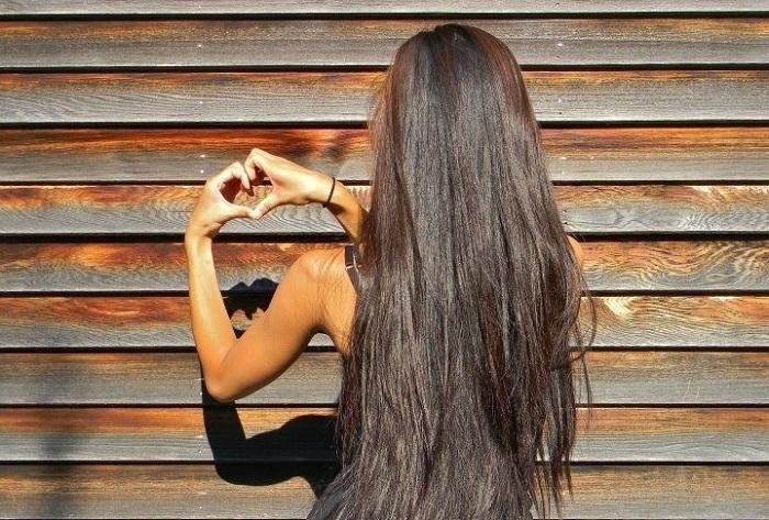 Применение кокосового масла в уходе за волосами