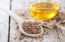 Льняное масло от морщин: лучшие рецепты