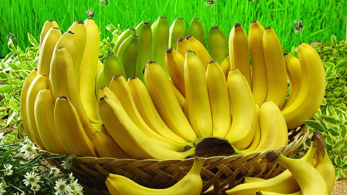 Банановая маска для лица в домашних условиях