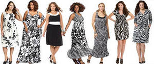 женские платья прямоугольный тип