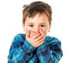 Как отучить ребенка ругаться?