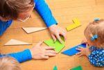 Как научить ребенка формам