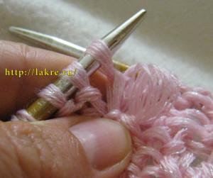 Объёмное вязание спицами