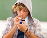 Ребенок начал курить – что делать?