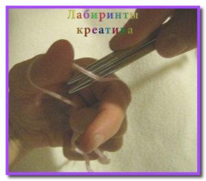 Мастер-класс по вязанию спицами