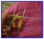 Вязание на 5 спицах