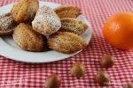 Печенье «мадлен» - медовое бисквитное лакомство с фундуком и корицей