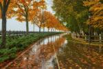 Русские народные приметы про погоду на октябрь