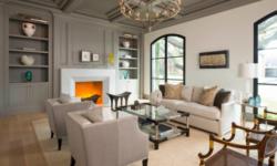 Интерьер гостиной в итальянском стиле: идеи роскошного дизайна